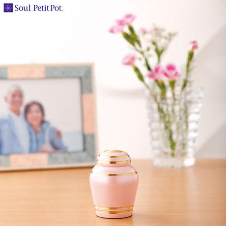 MAO-SP-063 Soul PetitPot ソウル プチポット ミニ骨壷 シンプルモダン スカイブルー