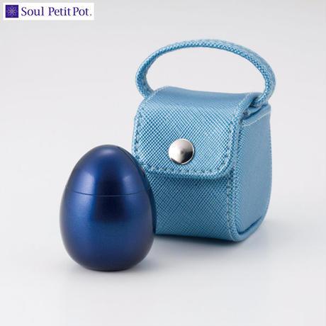MAO-SP-774 Soul PetitPot ソウル プチポット ミニ骨壷 ポポ ディープブルー