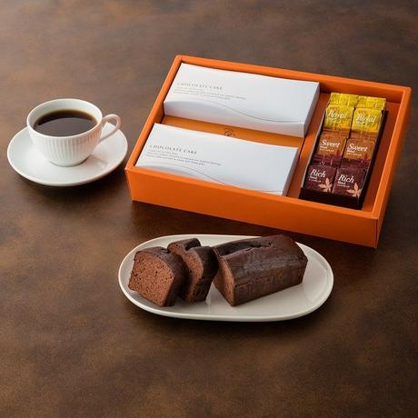 CCC チョコレートケーキ&コーヒー   MORI ENTERPRISE