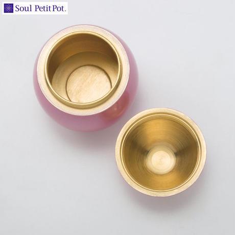 MAO-SP-771 Soul PetitPot ソウル プチポット ミニ骨壷 ポポ プリティーピンク
