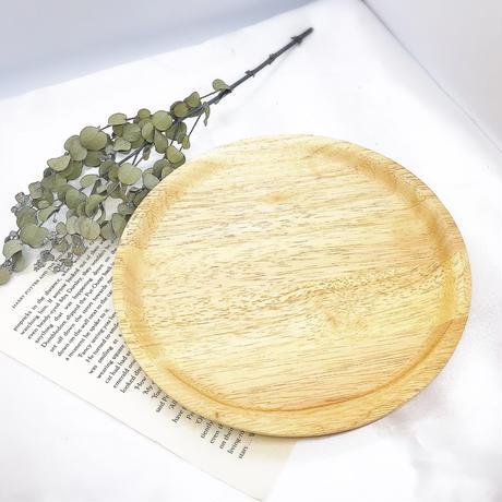 ウッドバーニング中皿21cm