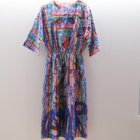 "VAVA DUDU""Multistripe Dress"""