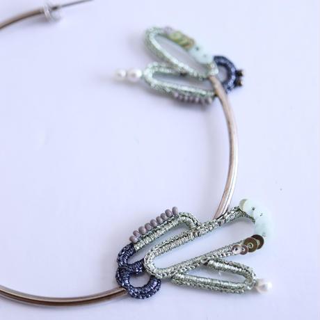 Oversize hoop pierce  『IVY』