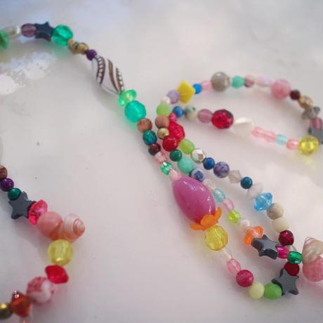 Beads mask holder