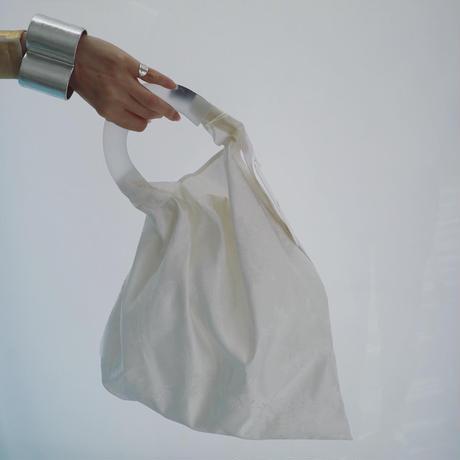 SEE THROUGH  HANDLE BAG