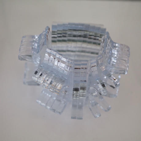 Crystal Clear  Bracelet