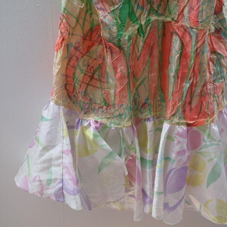 """VAVA DUDU""art T dress"