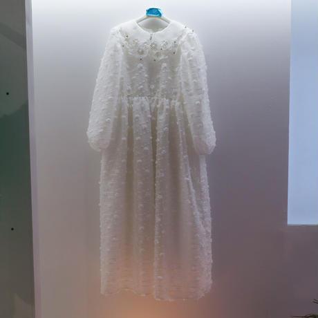 """""""DREAMsisterjane"""" Flowery Embellished Midi Dress"""