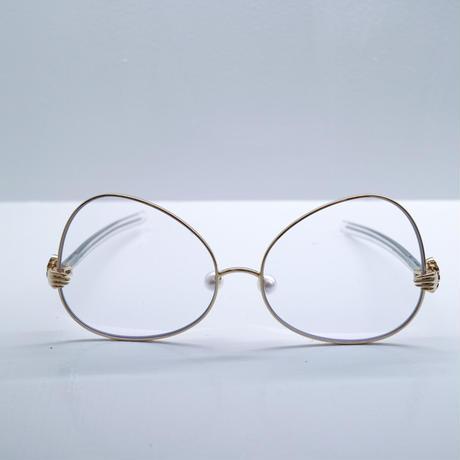 """Percy Lau""round hand glasses"