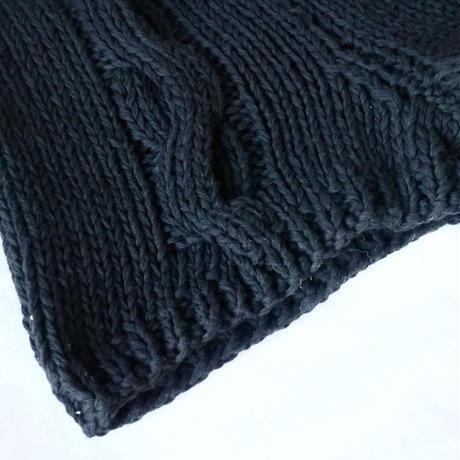 Stitch Pattern Pants