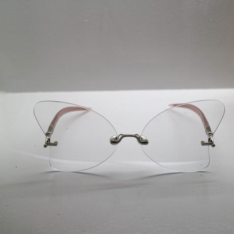 """""""Percy Lau""""butterfly glasses"""