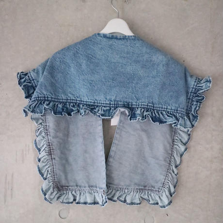 Denim  Collar