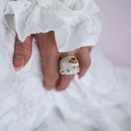 """DREAMsisterjane"" Margaret Jacquard Maxi Dress"