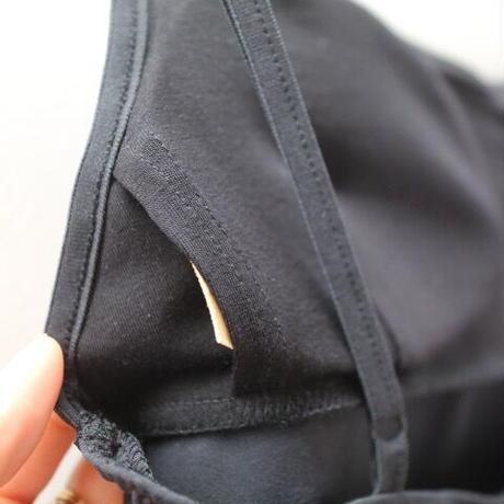 """FETICO"" Open back camisole"