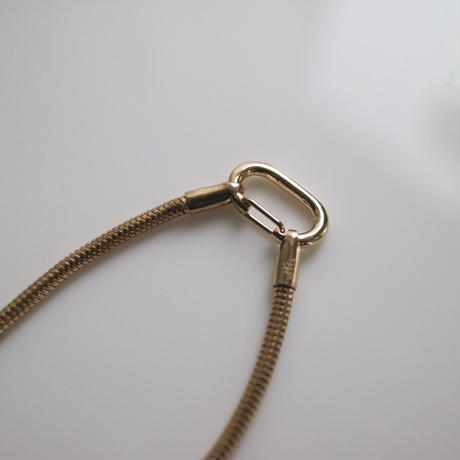 Ring Choker 【gold】