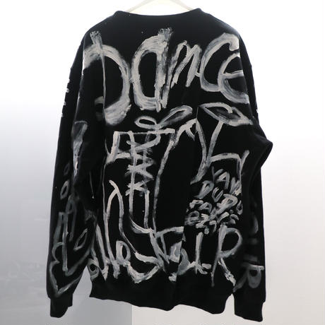 "sweat black ""B"""