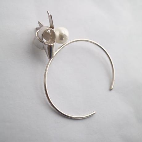 Bird & Pearl bracelet