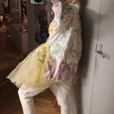 White Sweat  Dress