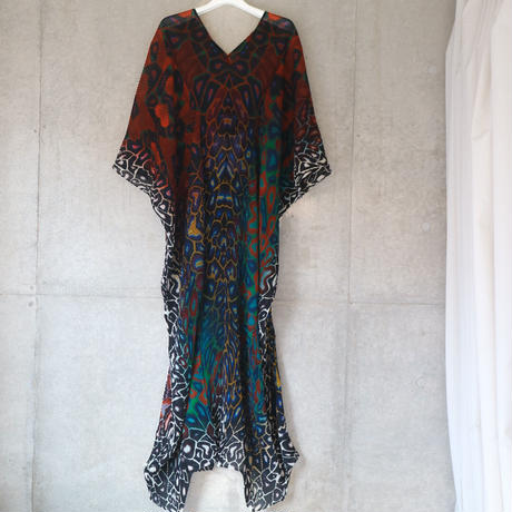 Steeler (Kaftan with Belt) Dress