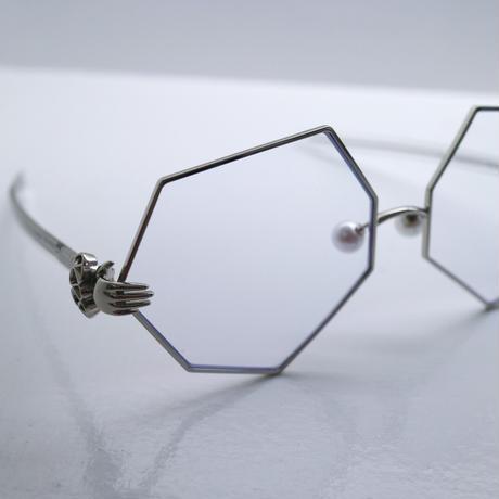 """Percy Lau""Hexagon Flame Grasses"