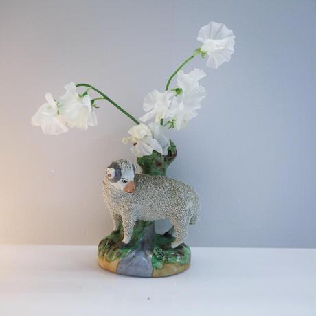 """Vintage Flower  Vase """"N"""""""