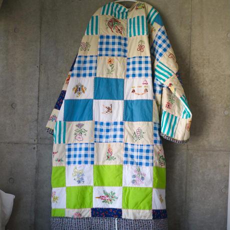 Long Quilt coat