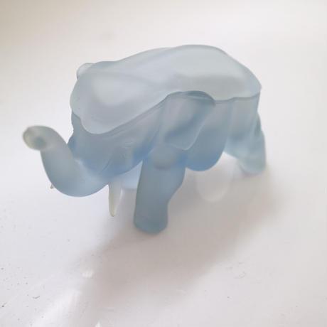 Vintage elephant box