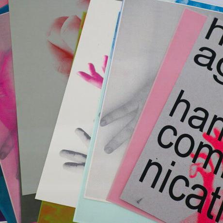 Human Agency: Hands Communicating