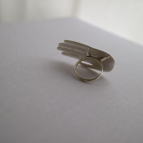 Miriam Ring  silver【8uede】