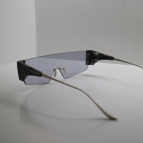 """""""Percy  Lau""""Flat Sunglasses"""