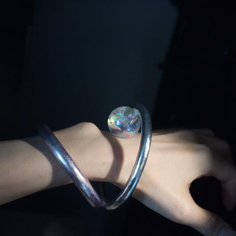 "Angel Quarts Bangle""IMAGO"""