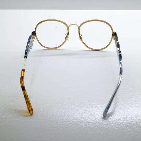 """""""Perci Lau""""titanium nylon lens  glasses(light blue)"""