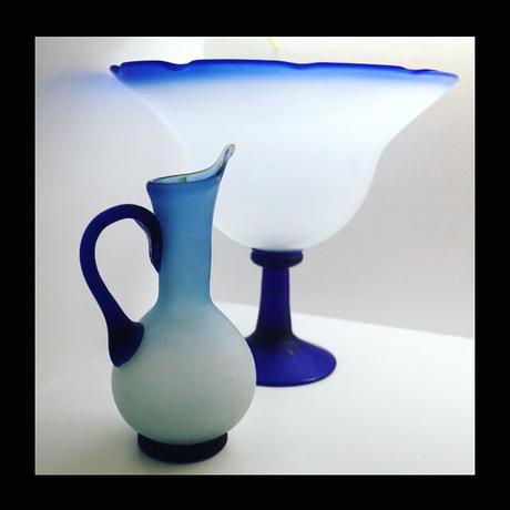 "Vintage Flower  Vase""C"""