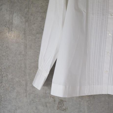 "Foil lace blouse""YUKI FUJISAWA"""