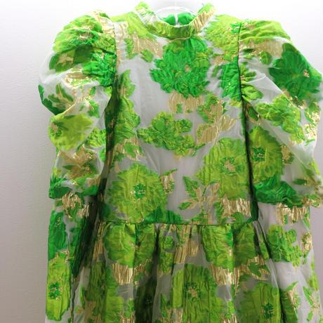 """DREAMsisterjane""  Sideshow Jacquard Maxi Dress"