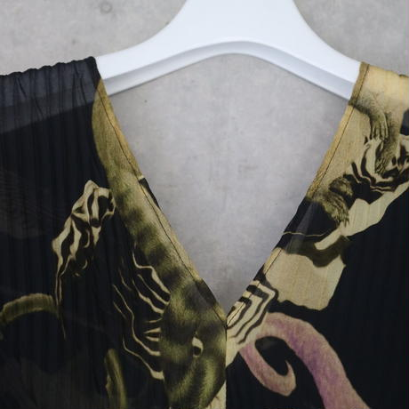 Sue (Kaftan with belt)  Dress