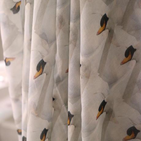 Fillip von Polen  Swan Large scarf