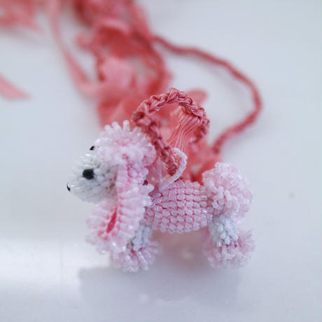 Ornella Asosio  Poodle necklace