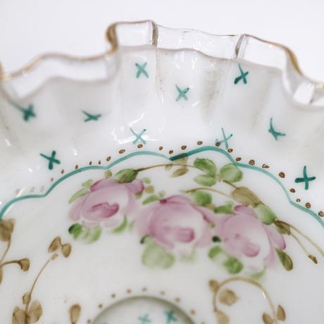 "Vintage ceramic bowl""A"""