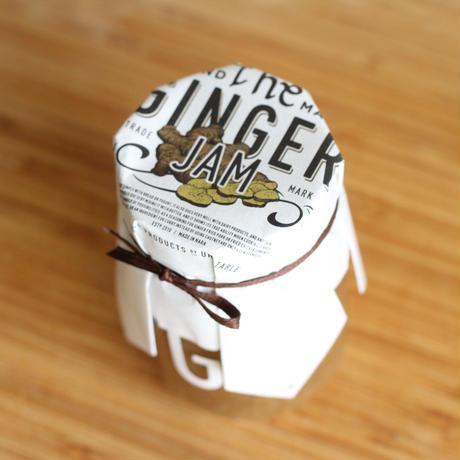 きび砂糖のジンジャージャム Lサイズ