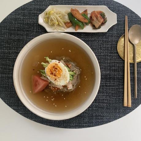 kagen冷麺定食 7/26(月)11:00〜