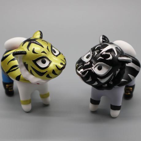 銀次郎THEフィギュア(黒虎マスクド)