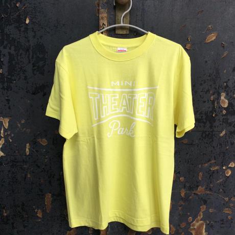 ミニシアターパークTシャツ(ライトイエロー)