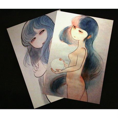 れいみ オリジナルポストカード2枚セット!  B