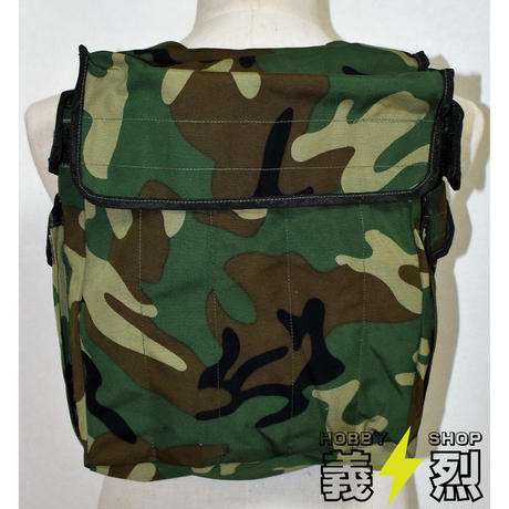 【実物】中国人民解放軍89式50㎜榴弾砲弾薬バック