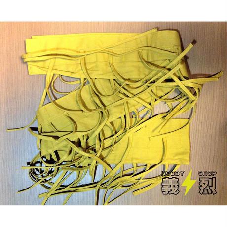 【複製品】WW2中国軍小銃用布製弾帯カーキ色