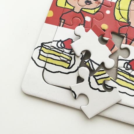 ジグソーパズル<ショートケーキ>