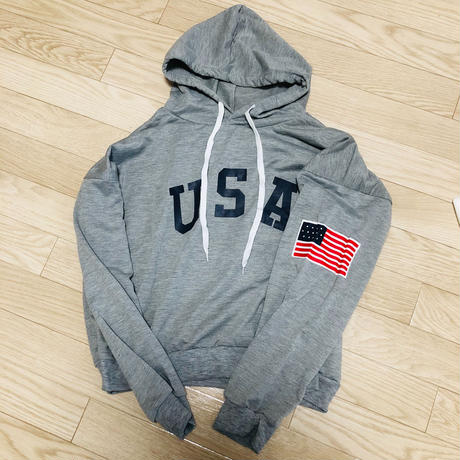 Ladies USA  Parker(薄手)