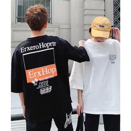 ErxHop 半袖Tシャツ