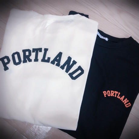 ladies PORTLAND T-SHIRTS